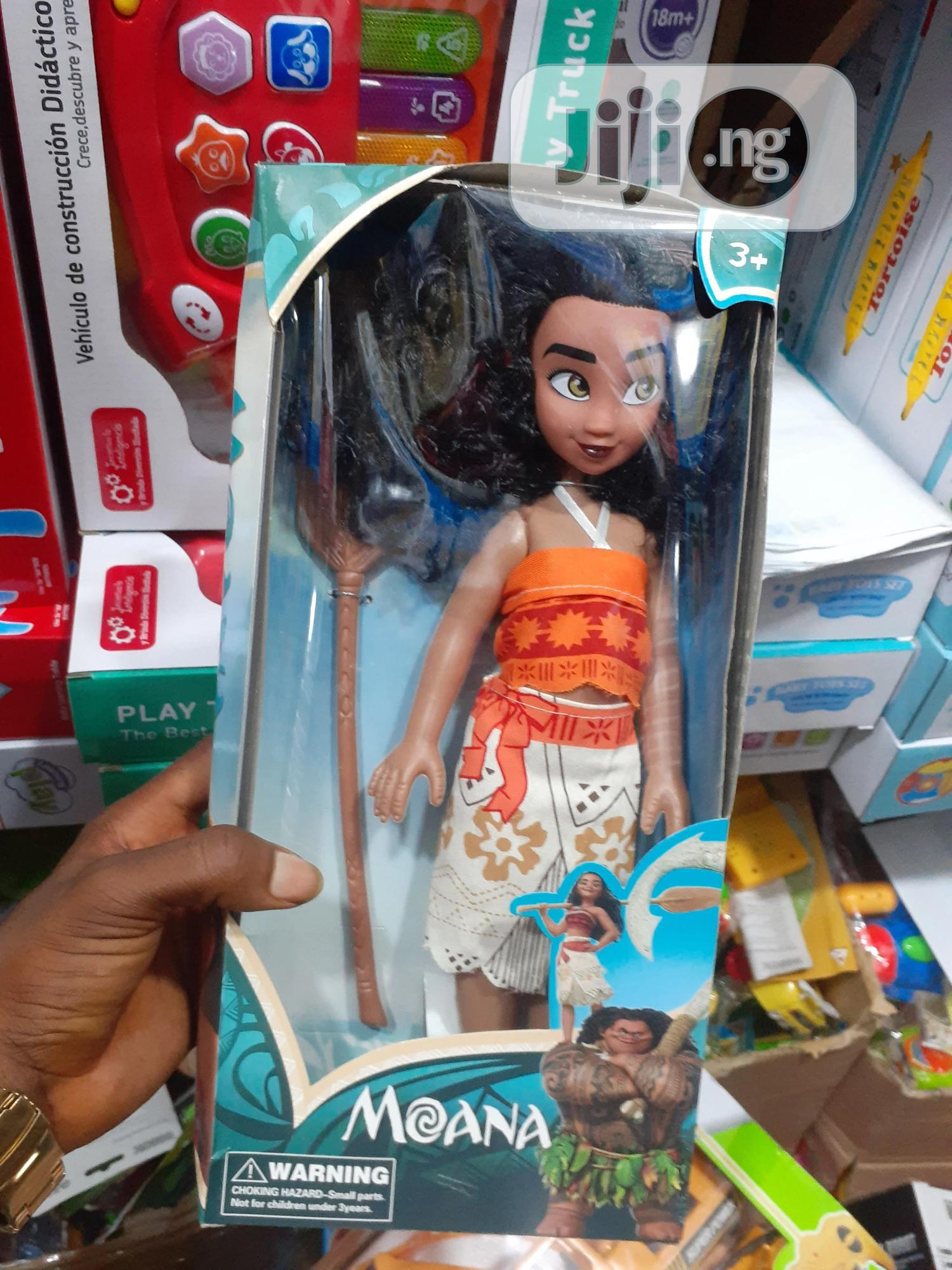 Moana Doll for Kids