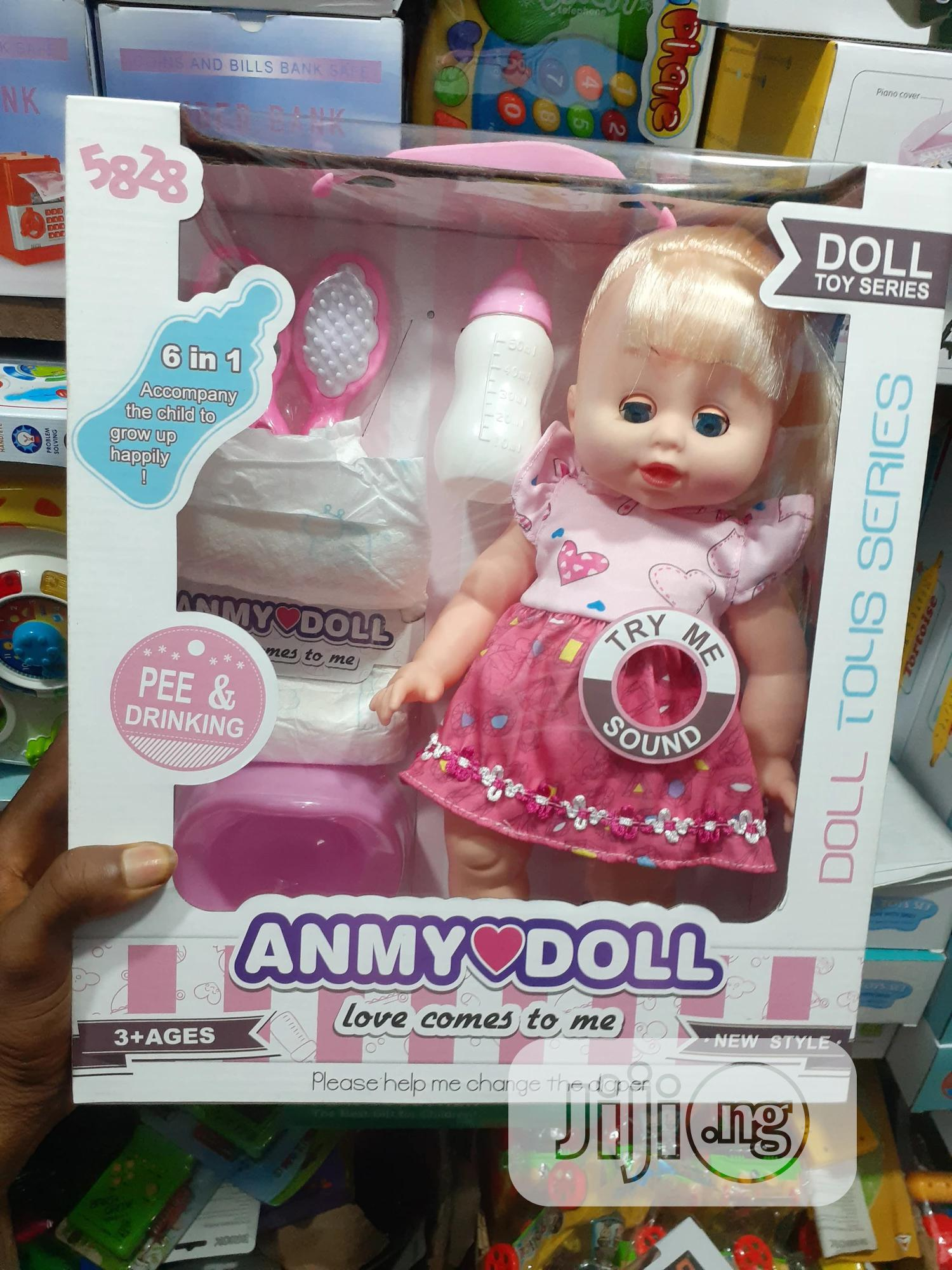 Anmy Doll For Kids