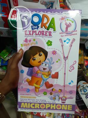 Dora the Explorer Microphone   Toys for sale in Lagos State, Amuwo-Odofin