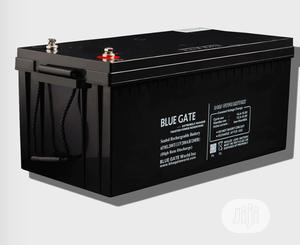 12v 200AH Blue Gate Battery | Electrical Equipment for sale in Lagos State, Ikeja