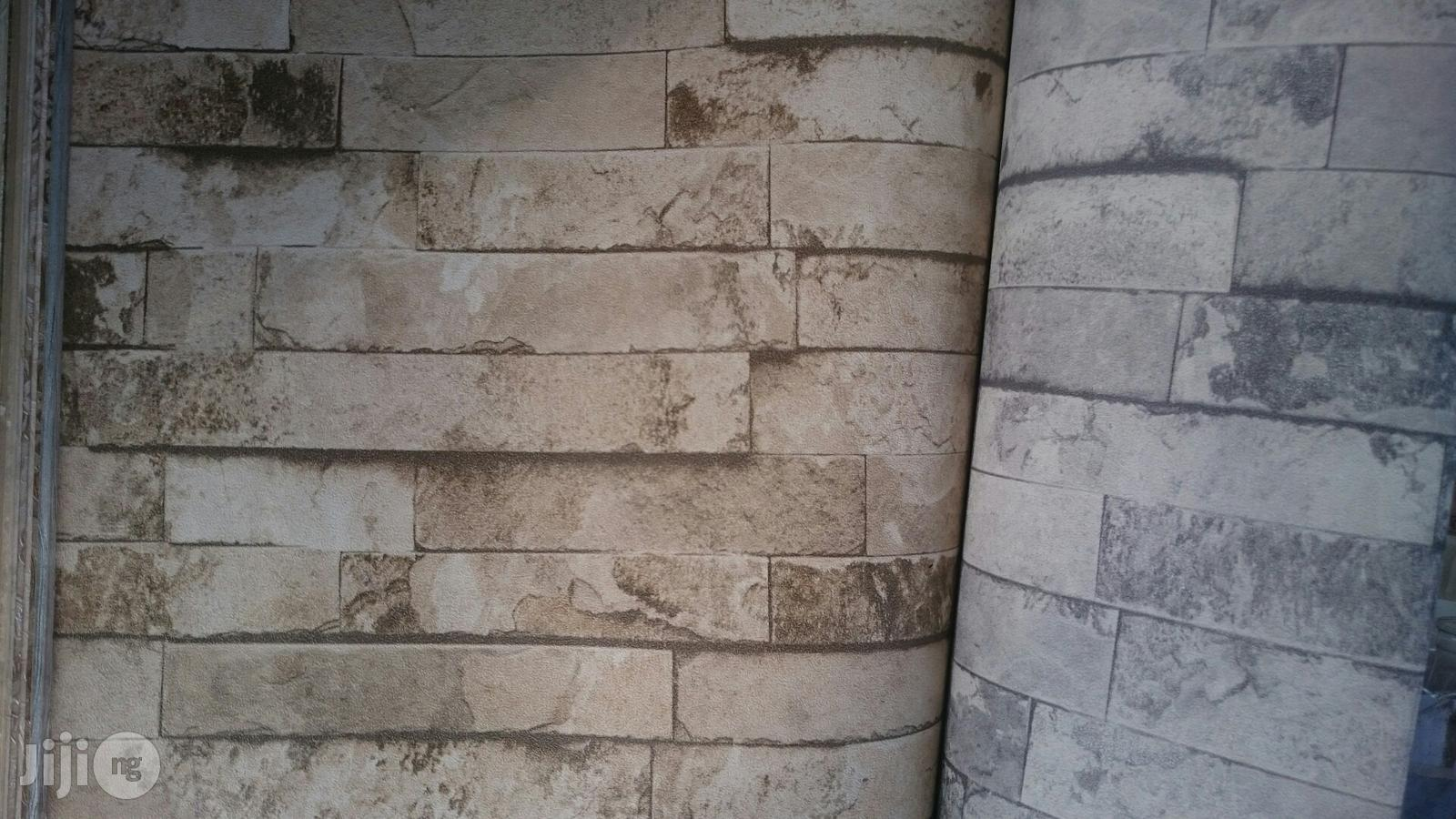 Quality Wallpaper And Installation | Building & Trades Services for sale in Lagos State, Nigeria