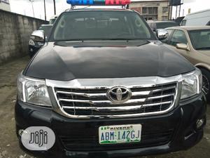 Toyota Hilux 2012 2.7 VVT-i 4X4 SRX Black | Cars for sale in Rivers State, Port-Harcourt