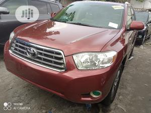 Toyota Highlander 2009 Limited 4x4 Red | Cars for sale in Lagos State, Amuwo-Odofin