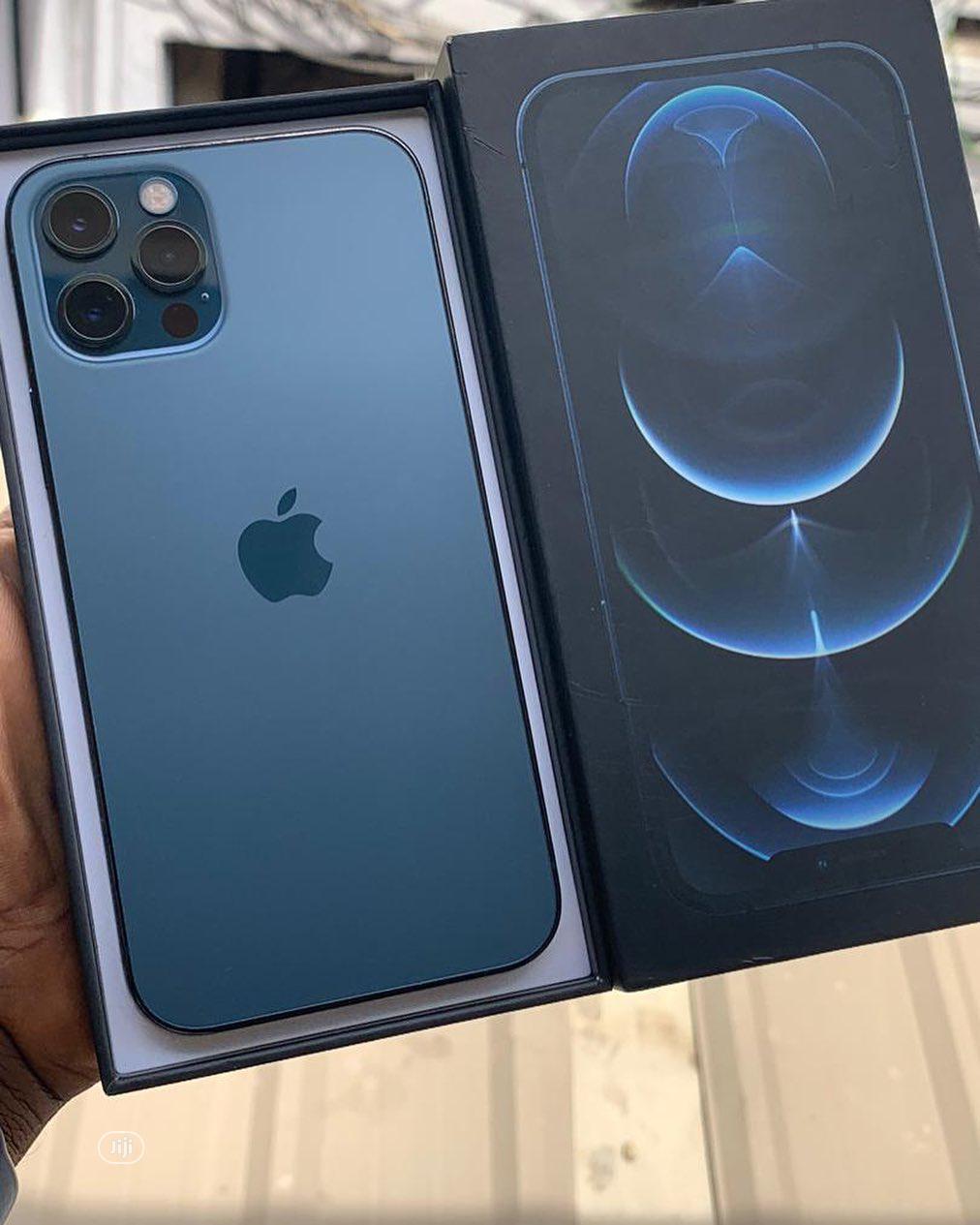 Apple iPhone 12 Pro Max 128GB | Mobile Phones for sale in Ikeja, Lagos State, Nigeria