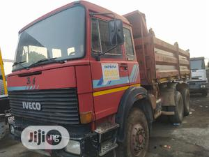 Newly Arrived 10 Tyres Iveco Tipper With Sound Bucket. | Trucks & Trailers for sale in Lagos State, Apapa
