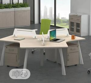 3 People Workstation   Furniture for sale in Lagos State, Lekki