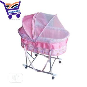Graceland Baby Crib / Bed With Mosquito Net   Children's Furniture for sale in Lagos State, Yaba