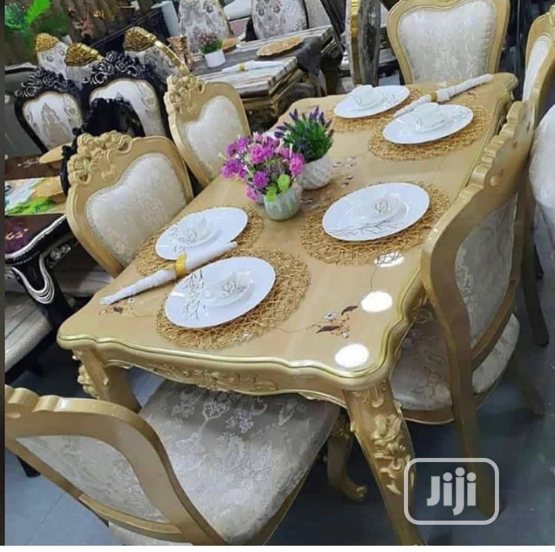 Gold Royal Sofa Sets By 6 Seaters