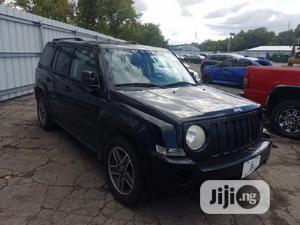 Jeep Patriot 2009 Sport Black   Cars for sale in Ekiti State, Oye
