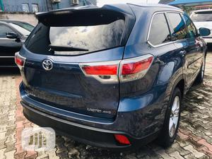 Toyota Highlander 2015 Blue | Cars for sale in Lagos State, Amuwo-Odofin