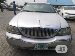 Lincoln Towncar 2007 Silver   Cars for sale in Lagos State, Lekki