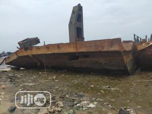 Scrap Dump Barge In Port Harcourt For Sale   Watercraft & Boats for sale in Rivers State, Obio-Akpor