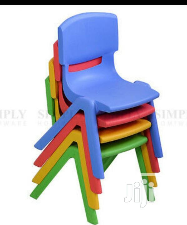 Kids Plastic Chair For Age 1-6years