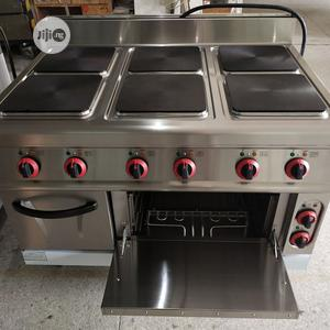 Industrial Electric Cooker With Oven | Restaurant & Catering Equipment for sale in Lagos State, Ojo