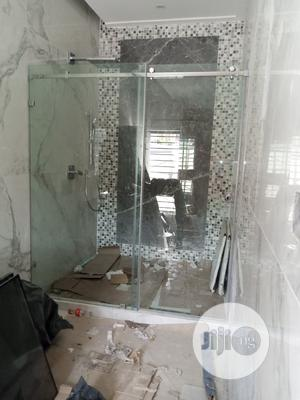 Shower Cubicle With 10mm Tempered Glass | Plumbing & Water Supply for sale in Abuja (FCT) State, Wuse 2