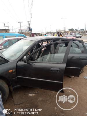 Honda Accord 1999 Coupe Black | Cars for sale in Osun State, Osogbo