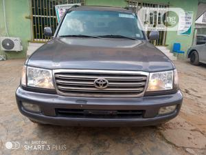 Toyota Land Cruiser 2005 100 4.7 V8 Executive Gray   Cars for sale in Lagos State, Alimosho