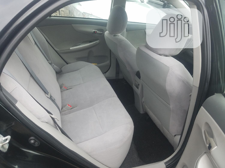 Archive: Toyota Corolla 2010 Black