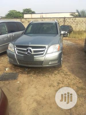 Mercedes-Benz GLK-Class 2011 Gray | Cars for sale in Lagos State, Amuwo-Odofin