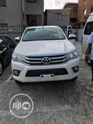 New Toyota Hilux 2019 SR5 4x4 White | Cars for sale in Lagos State, Ikeja