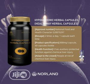 Hypoglycemic Herbal Protects The Liver Cures Hepatitis B,C | Vitamins & Supplements for sale in Abuja (FCT) State, Gwarinpa