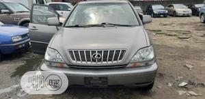Lexus RX 2001 300 Silver | Cars for sale in Rivers State, Port-Harcourt