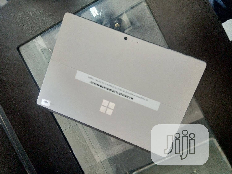 Laptop Microsoft Surface Pro 4 8GB Intel Core i5 SSD 256GB   Laptops & Computers for sale in Garki 1, Abuja (FCT) State, Nigeria