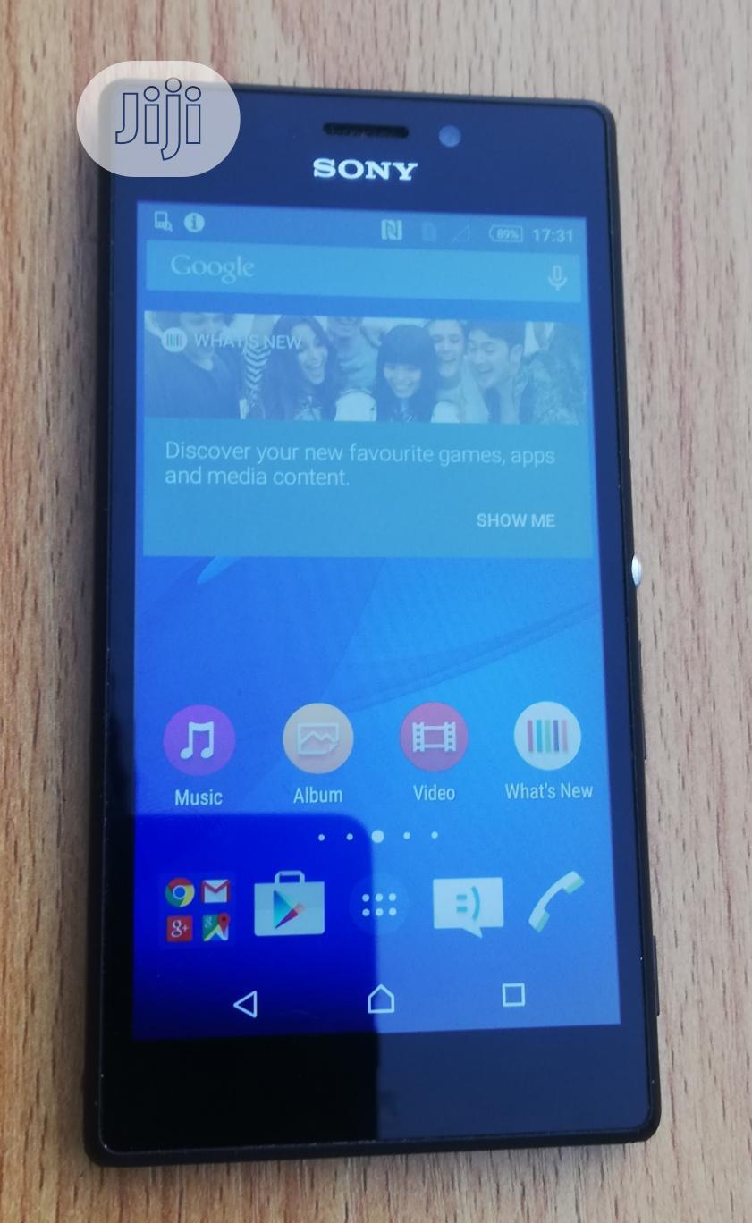 Sony Xperia M2 8 GB Black