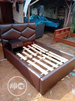 """Modern 4 """"1/2 by 6 Bed Frame 