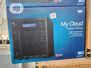 WD My Cloud 16TB Expert Series (4 Bay Pre-configured Nas) | Computer Hardware for sale in Lagos State, Ikeja