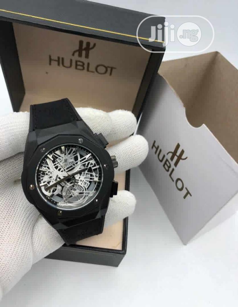 Archive: Hublot Watch