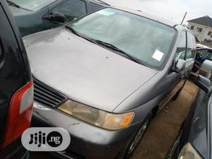 Honda Odyssey 2001 LX Gray   Cars for sale in Lagos State, Abule Egba