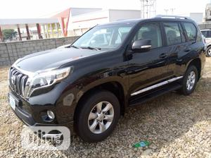 Toyota Land Cruiser Prado 2015 Black | Cars for sale in Abuja (FCT) State, Central Business District
