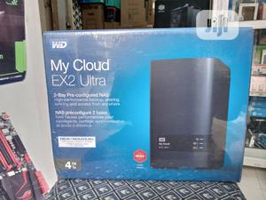 WD 4tb My Cloud Ex2 | Computer Hardware for sale in Lagos State, Ikeja