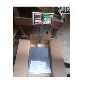 Camry Digital Weighing Scale Double Display-300kg - Aug18 | Store Equipment for sale in Lagos State, Alimosho