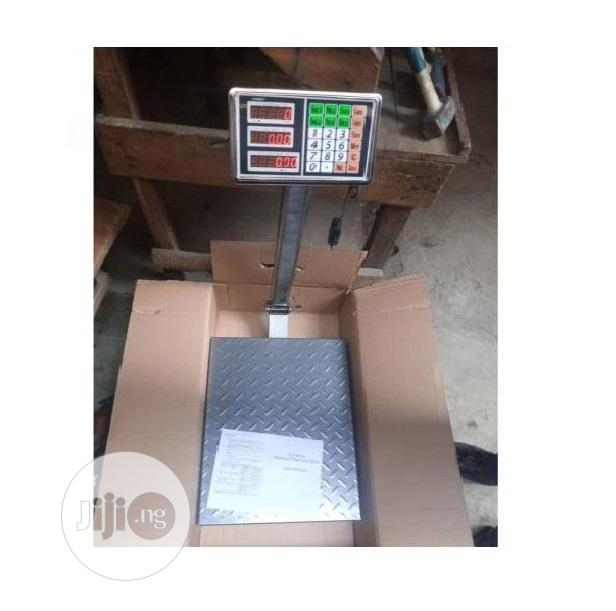 Camry Digital Weighing Scale Double Display-300kg - Aug18