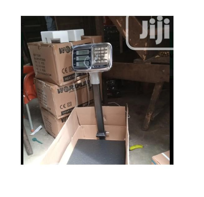 Camry Digital Weighing Scale Double Display-300kg - Aug18   Store Equipment for sale in Alimosho, Lagos State, Nigeria