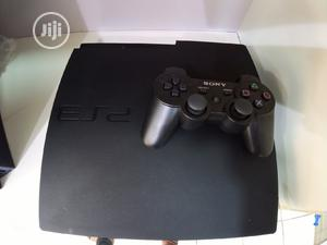 PS3 Console Slim + Controller + 14 Games | Video Game Consoles for sale in Lagos State, Alimosho
