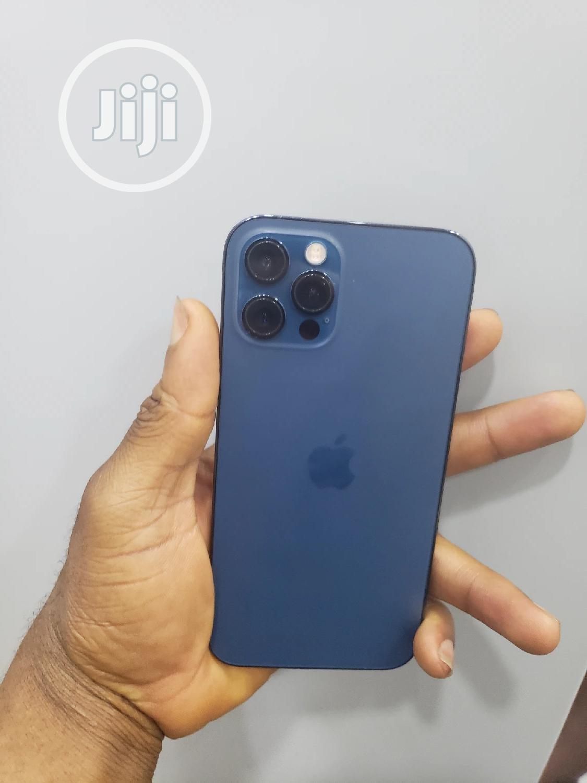 Apple iPhone 12 Pro 128 GB Blue | Mobile Phones for sale in Ikeja, Lagos State, Nigeria
