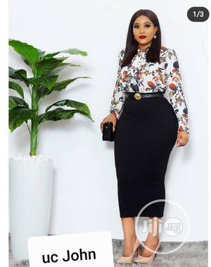 Sophisticated Gown For Classic Ladies   Clothing for sale in Delta State, Ethiope West