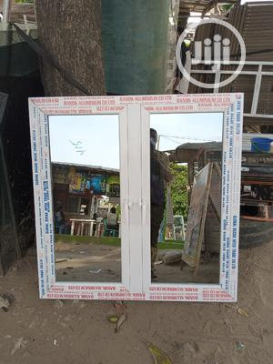 Casement Window With Burglary And Net | Windows for sale in Lagos State, Alimosho