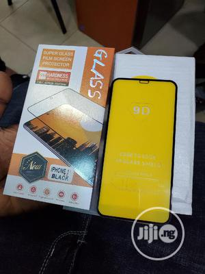 Full Cover Samsung S20 Fe Tempered Glass Screen Protector | Accessories for Mobile Phones & Tablets for sale in Lagos State, Ikeja