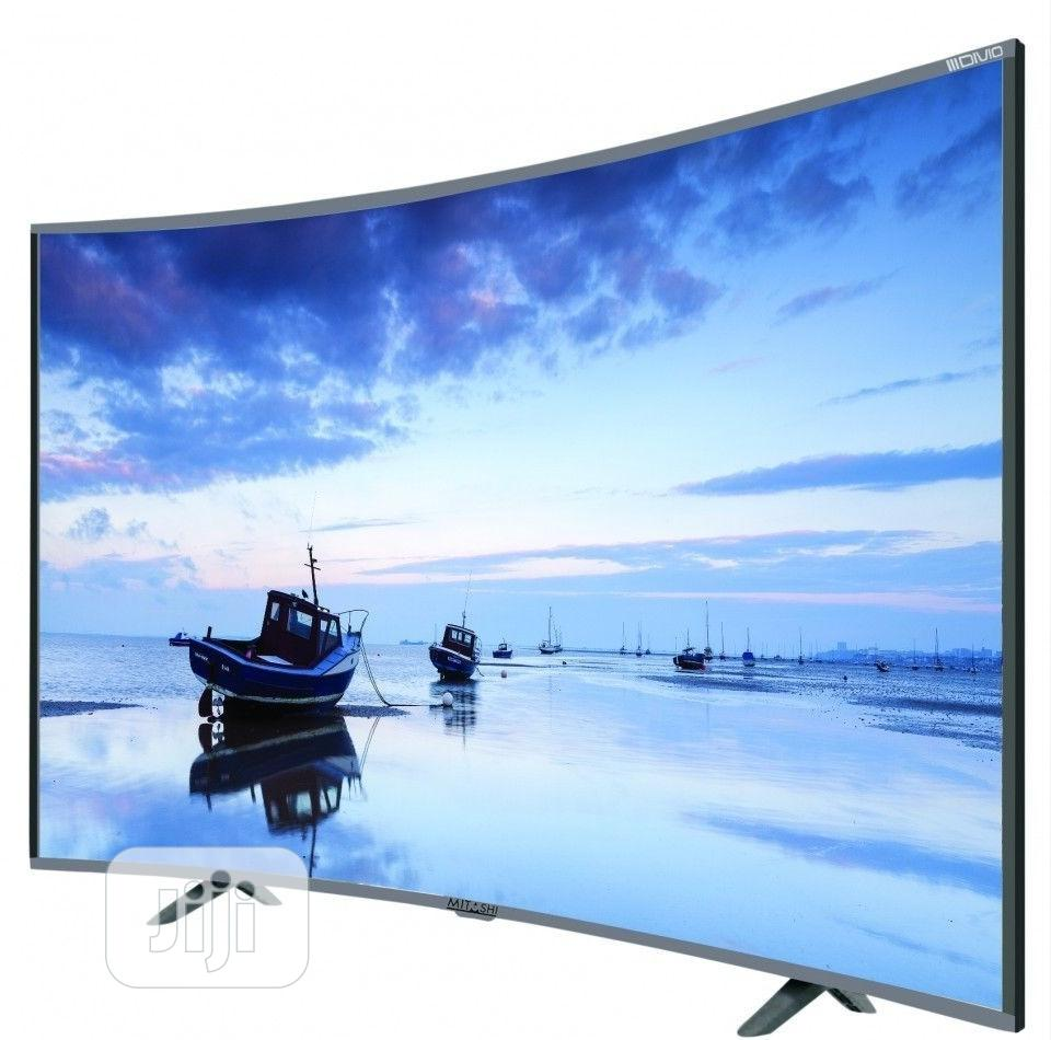 Archive: 2020 Made LG 55''inch Uhd Curved 4K Smart Tv/Netflix /+Mount
