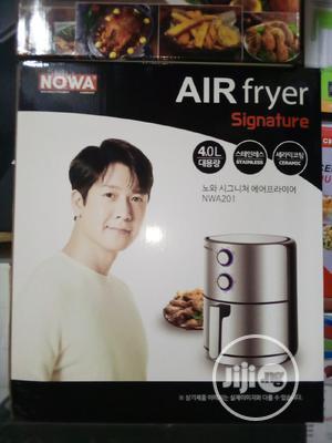 4litre Nowa Air Fryer | Kitchen Appliances for sale in Lagos State, Lagos Island (Eko)