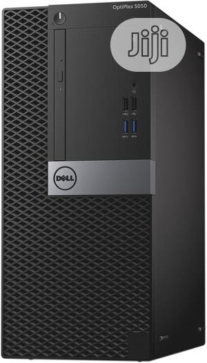 New Desktop Computer Dell OptiPlex 5050 8GB Intel Core I7 HDD 2T   Laptops & Computers for sale in Lagos State, Ikeja