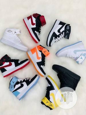 Nike Hitop Kiddeis Sneakers | Children's Shoes for sale in Lagos State, Lekki