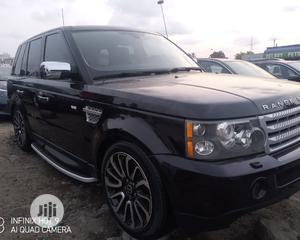 Land Rover Range Rover Sport 2009 HSE 4x4 (4.4L 8cyl 6A) Black   Cars for sale in Lagos State, Apapa
