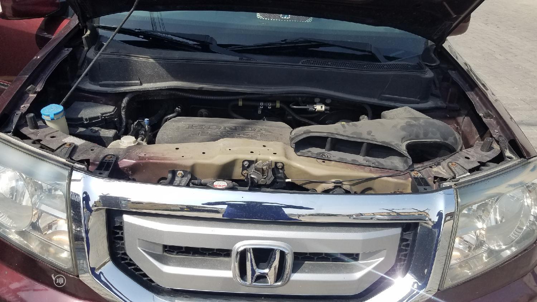Honda Pilot 2011 Brown   Cars for sale in Lekki, Lagos State, Nigeria