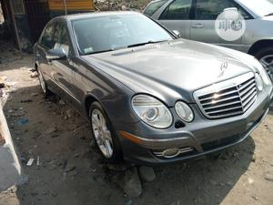 Mercedes-Benz E350 2008 Gray | Cars for sale in Lagos State, Apapa