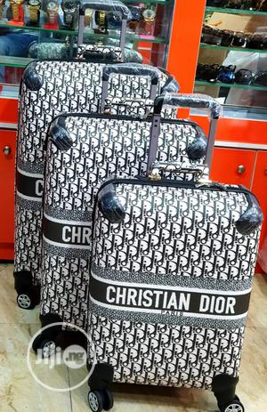 Unique Travelling Bags Christian Dior Set of 3 | Bags for sale in Lagos State, Lagos Island (Eko)